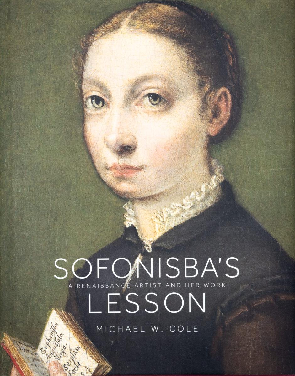 Sofonisba Anguissola, Sofonisba's lesson, A Rennaissance artist and her work