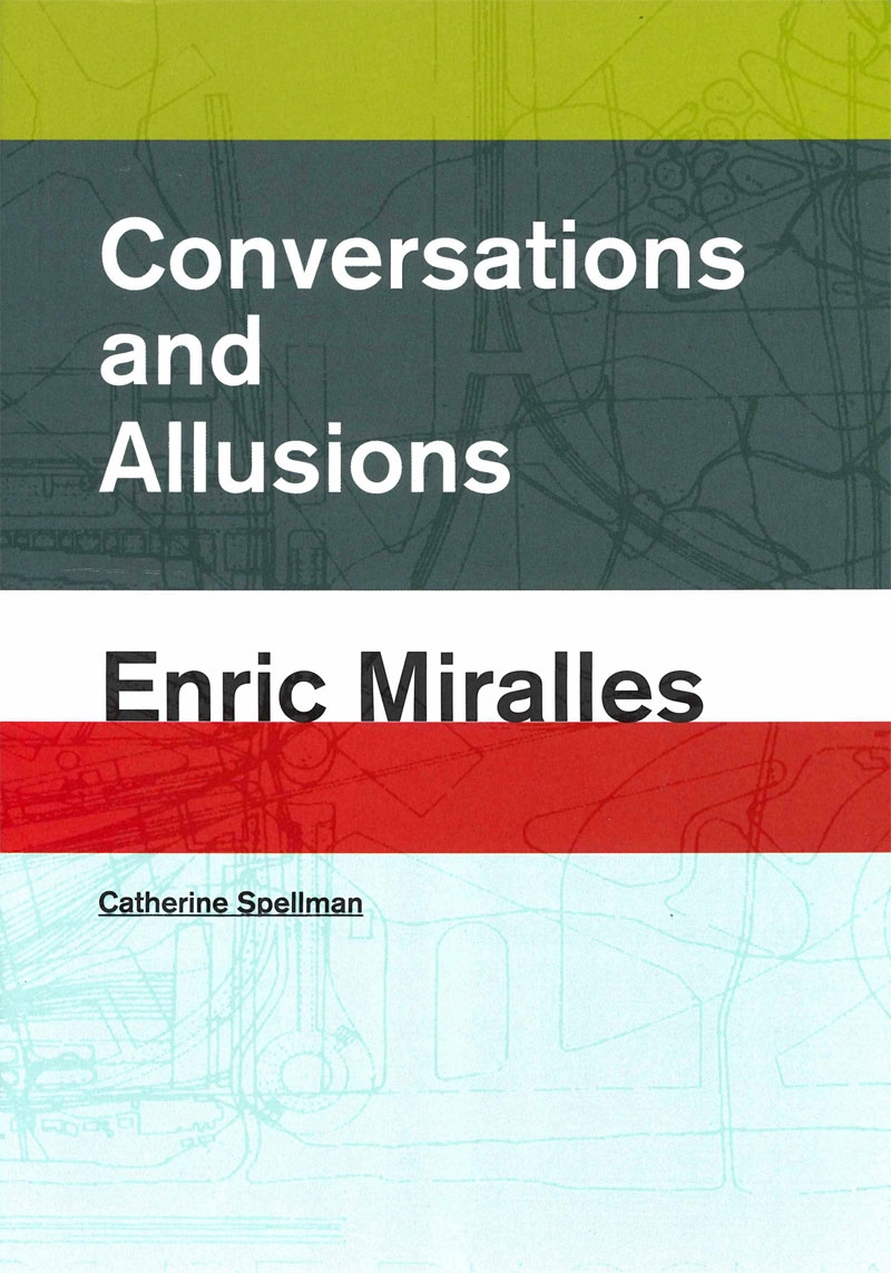 Enric Miralles, Conversations and allusions
