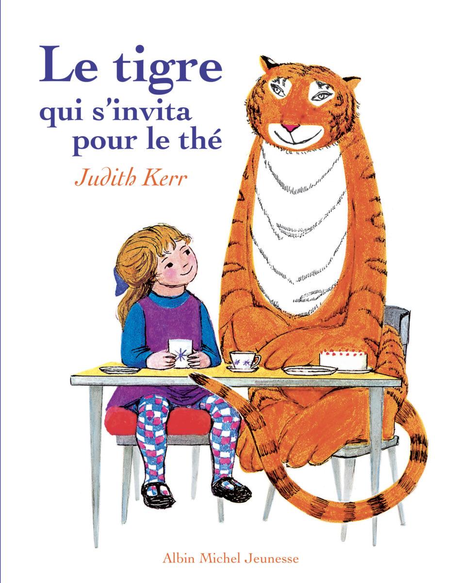 Judith Kerr, Le Tigre qui s'invita pour le thé