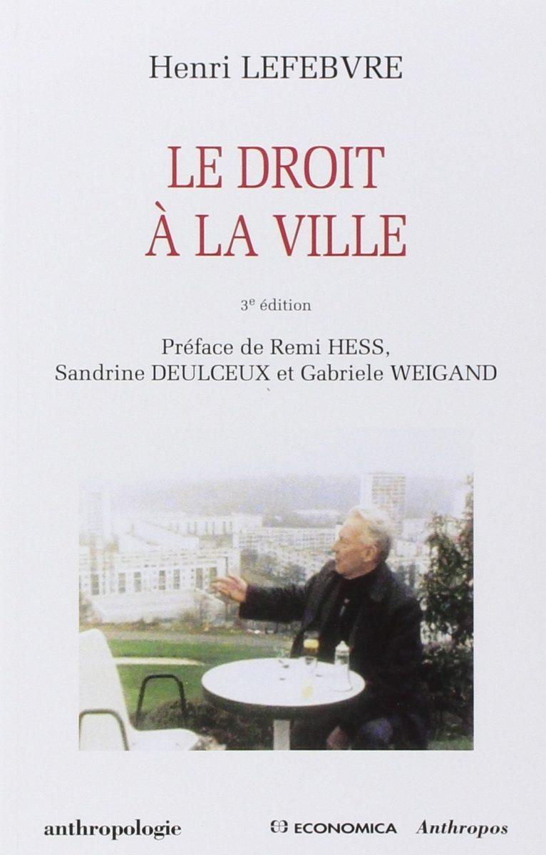 Henri Lefebvre, Le Droit à la ville