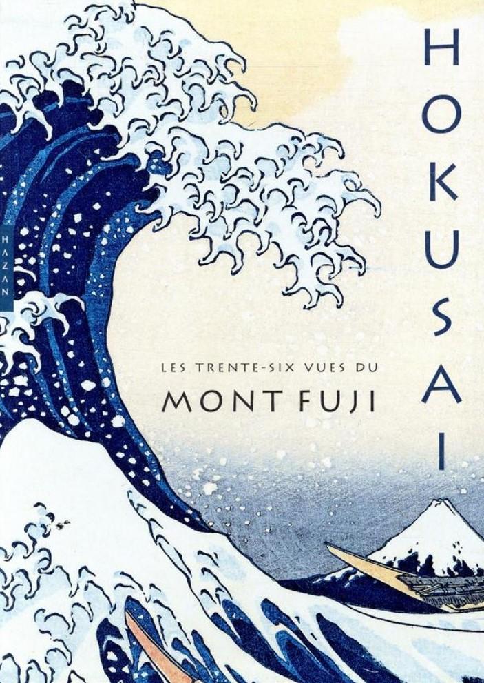 Hokusai, Les trente-six vues du Mont fuji
