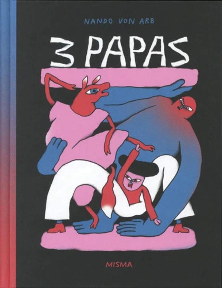 Nando Von Arb, 3 Papas