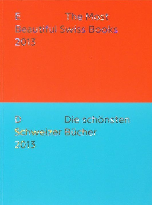 Maximage, The Most Beautiful Swiss Books 2013