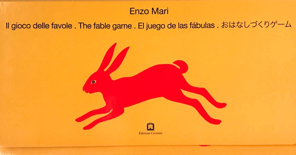 Enzo Mari, The Fable Game