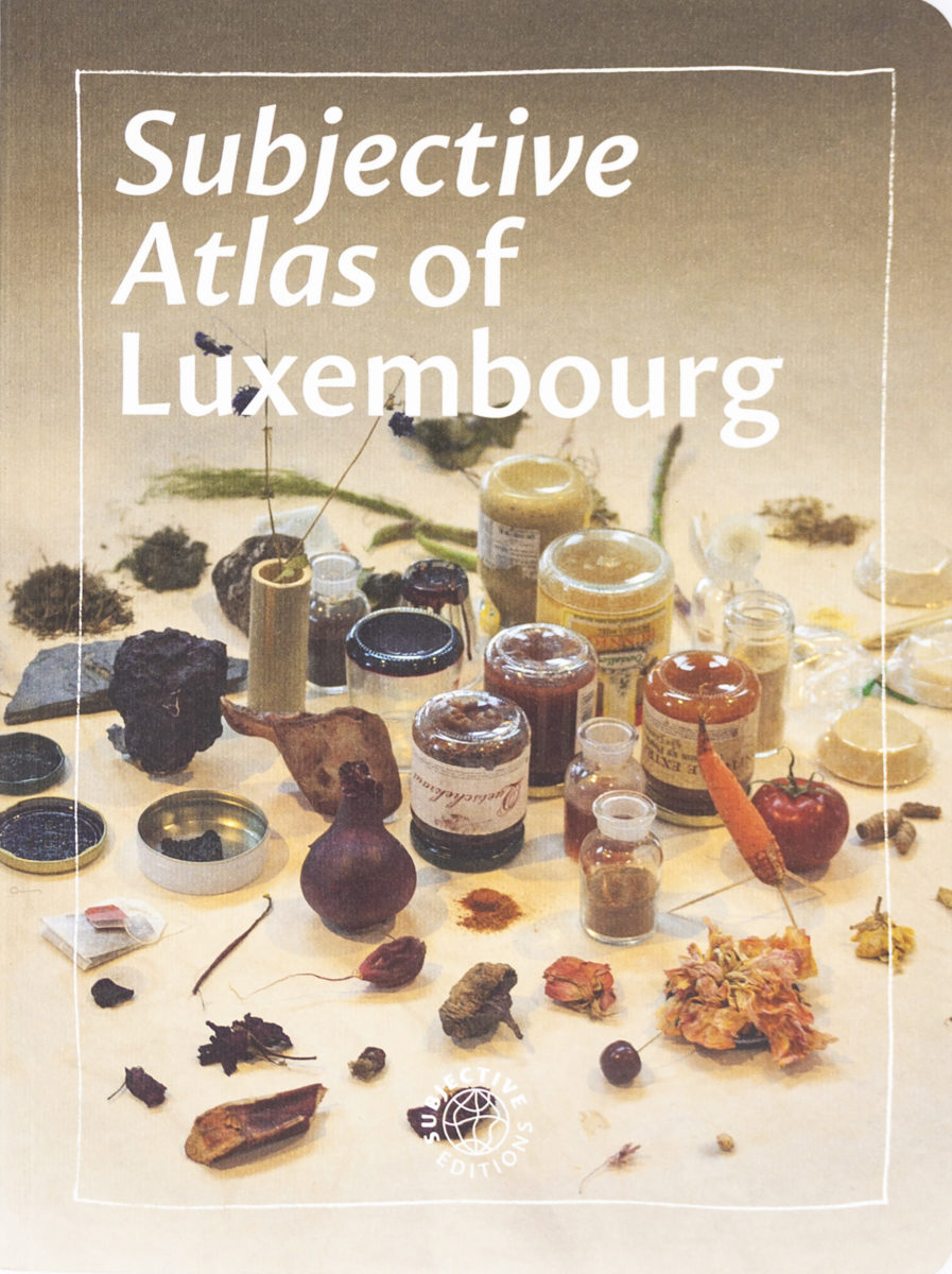 , Subjective Atlas Of Luxembourg
