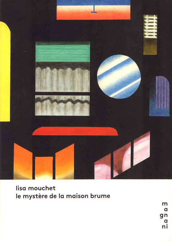 Lisa Mouchet, Le mystère de la maison brume