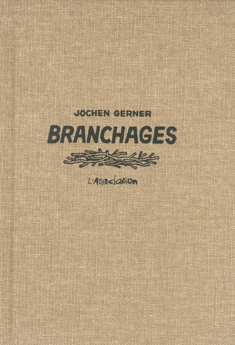 Jochen Gerner, Branchages