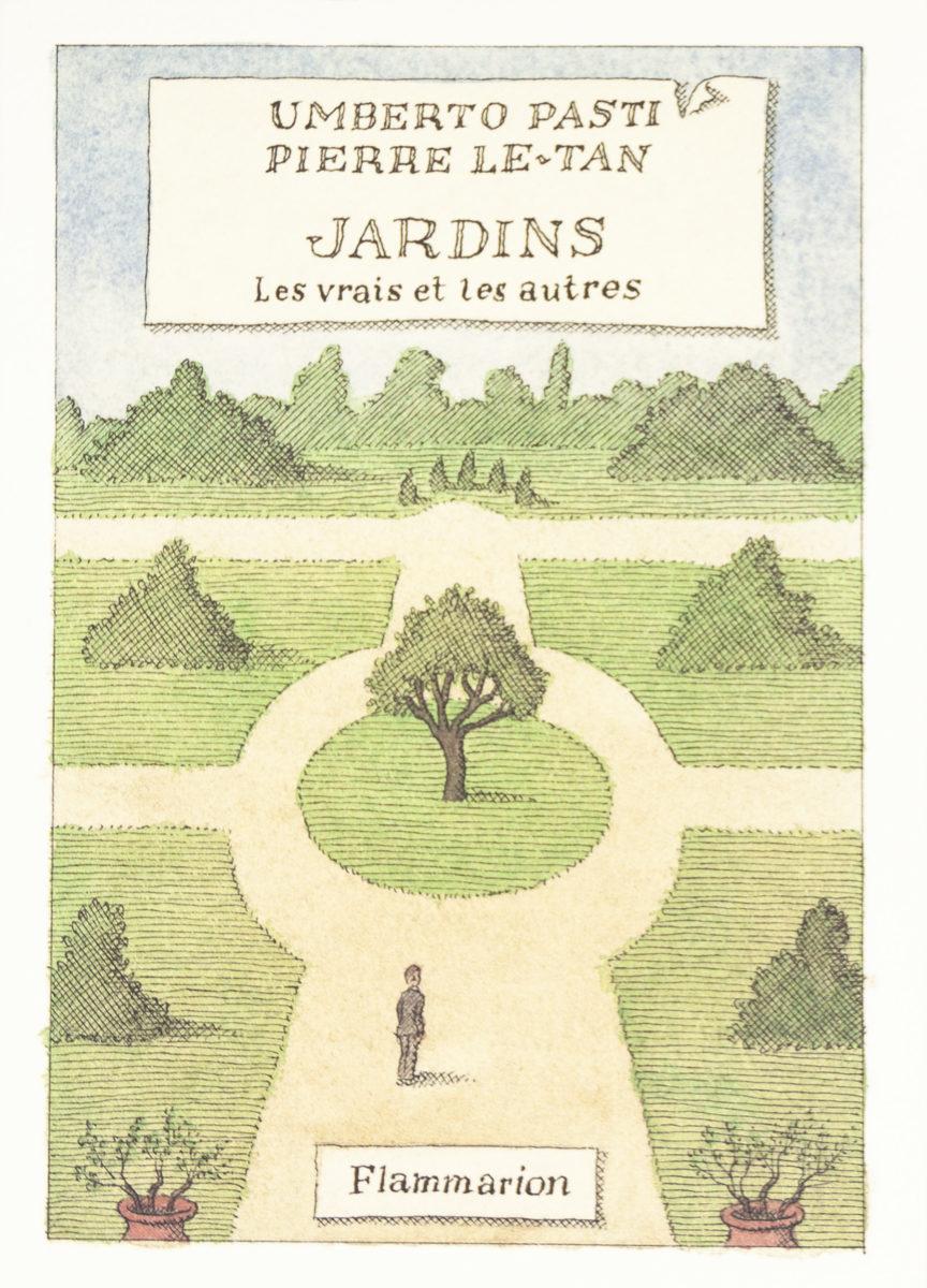 , Jardins Les vrais et les autres