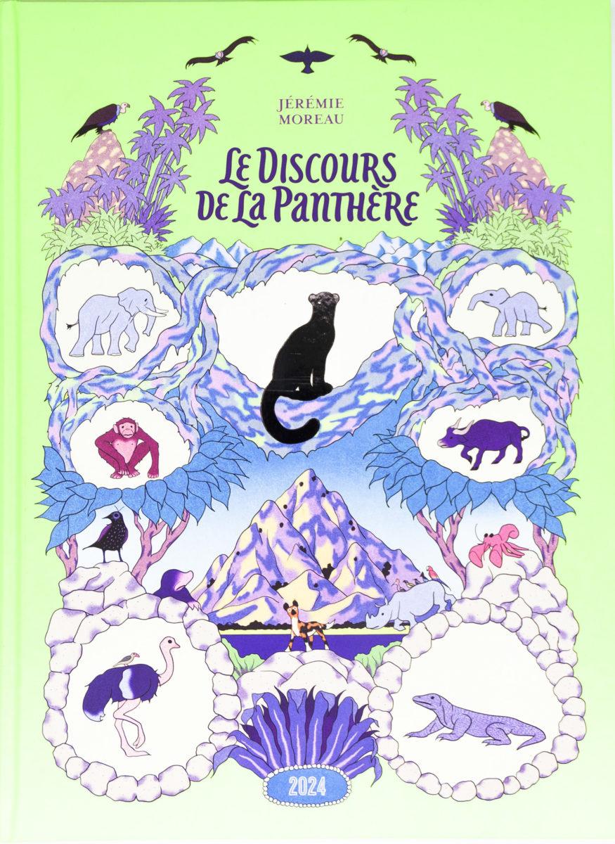 Jérémie Moreau , Le discours de la panthère