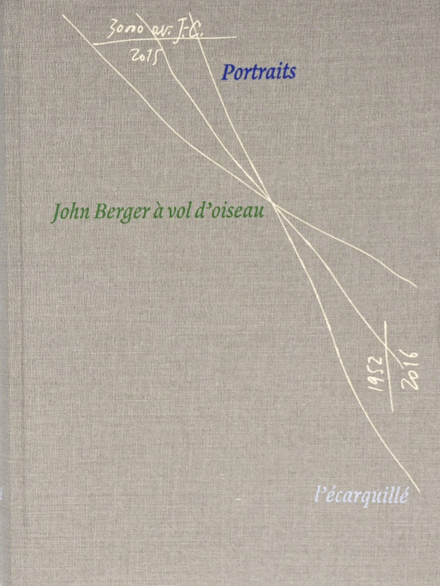 John Berger , Portraits - écrits sur les artistes