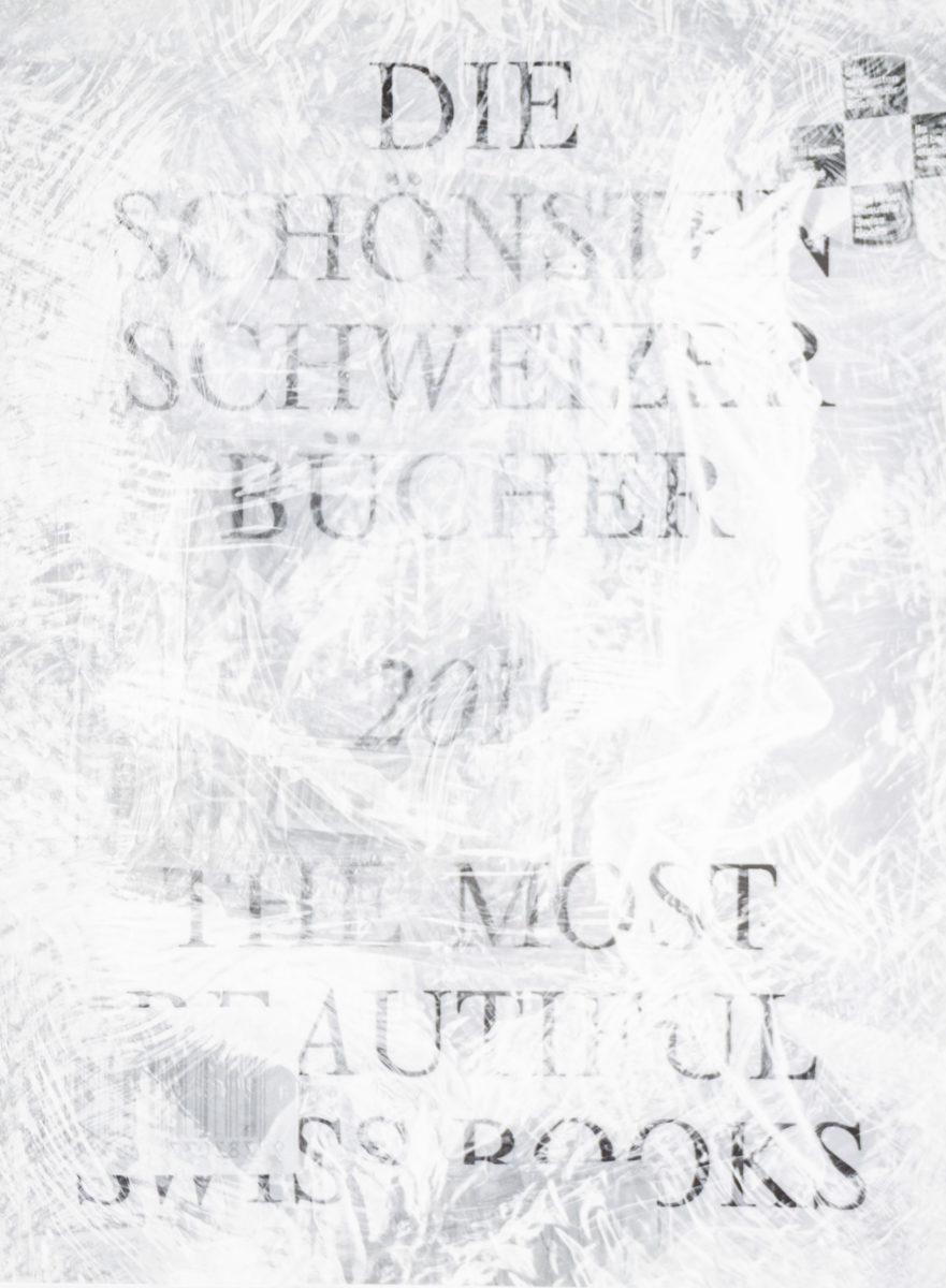 , Les plus beaux livres suisses 2019