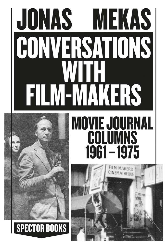 Jonas Mekas, Conversations with Film-makers
