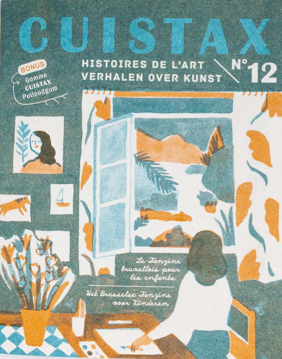 , Cuistax n°12 - Histoires de l'Art