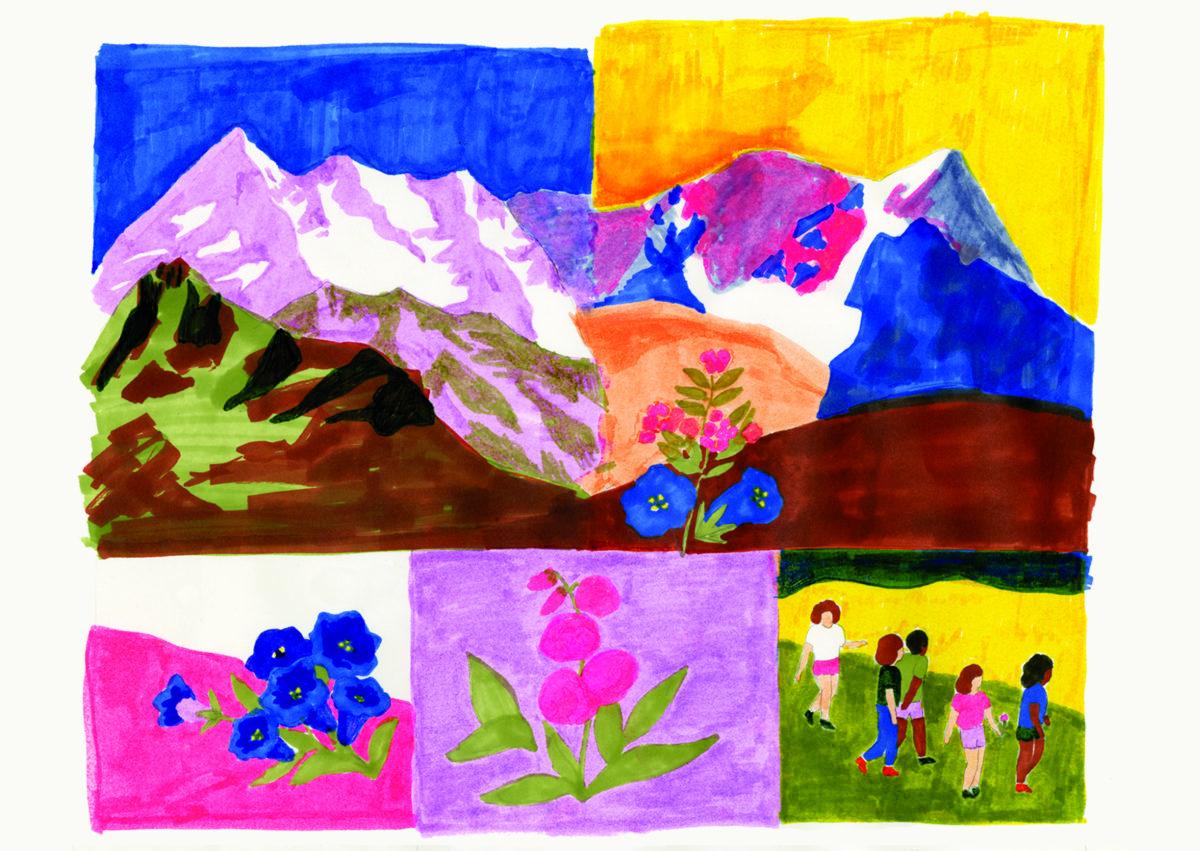 Fanny Dreyer, Lot de trois cartes postales