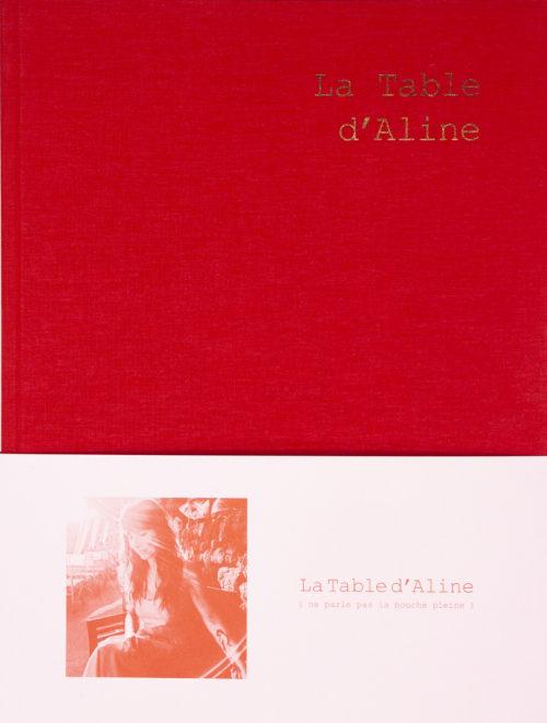 Aline Gerard, La table d'Aline