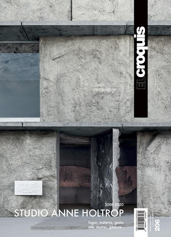 , El Croquis 206 Studio Anne Holtrop (2009-2020)