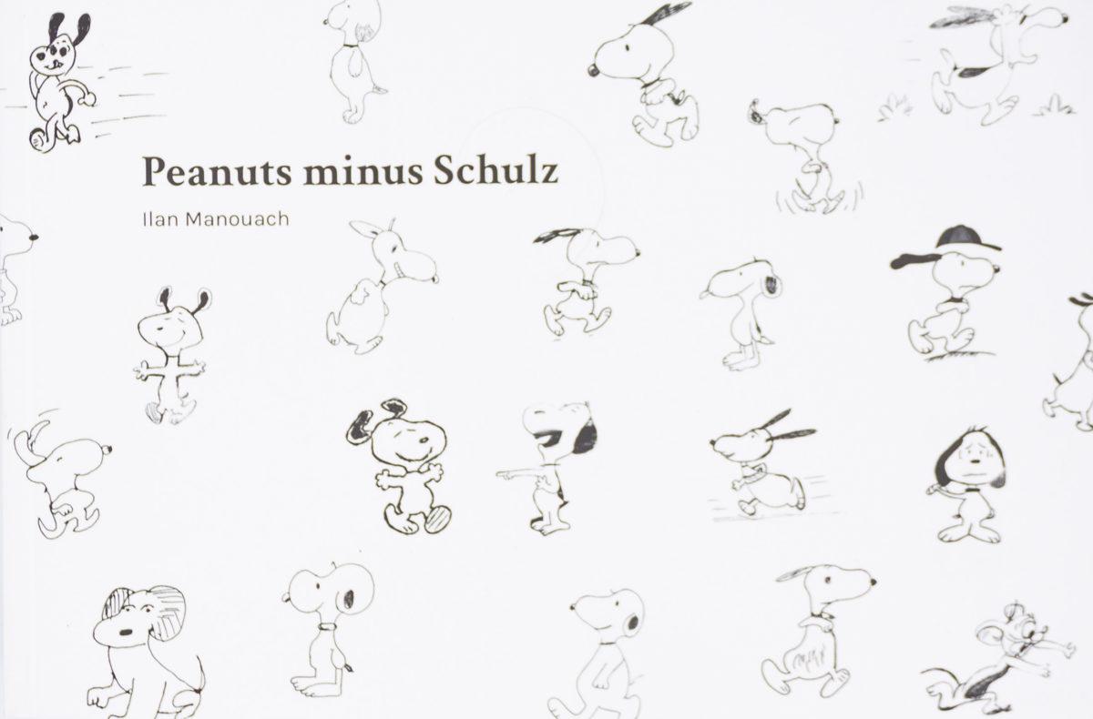 Ilan Manouach, Peanuts Minus Schulz