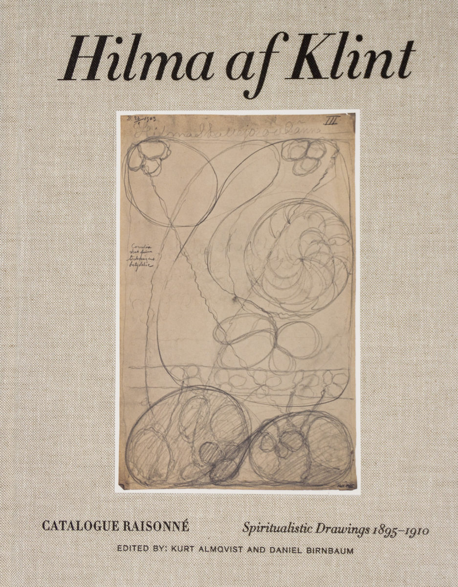 Hilma af Klint, Catalogue raisonné I - Spiritualistic Drawings 1895-1910