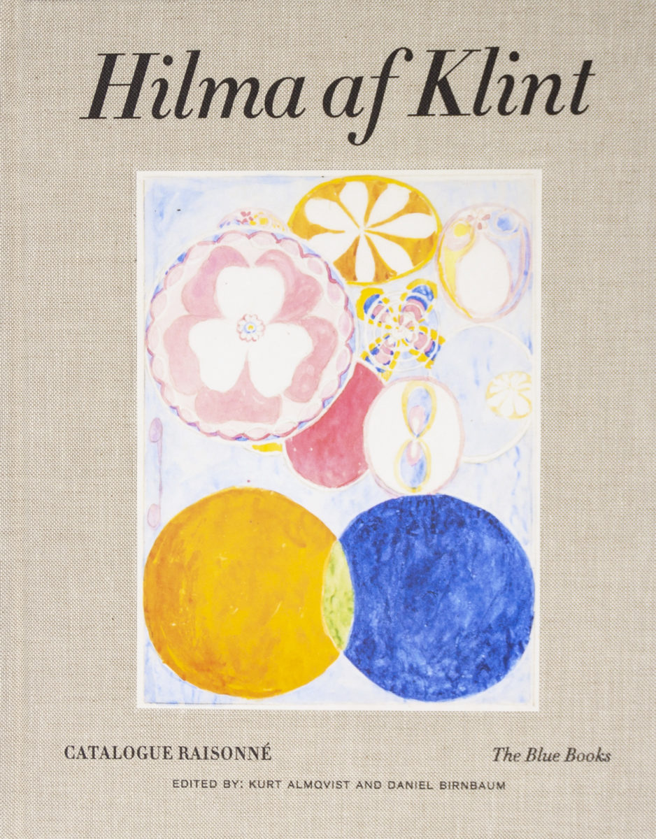 Hilma af Klint, Catalogue raisonné III - The blue books