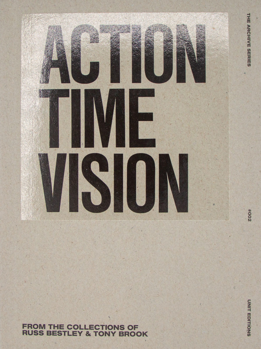 ", Action time vision, Punk & post-punk 7"" record sleeves"