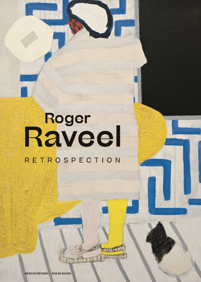 , Roger Raveel - Retrospection