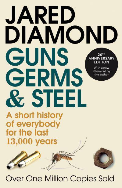Jared Diamond, Guns germs and steel