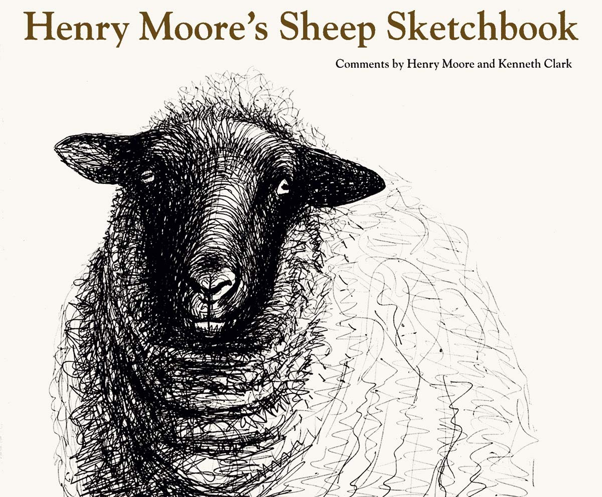 Henry Moore, Henry Moore's Sheep Sketchbook