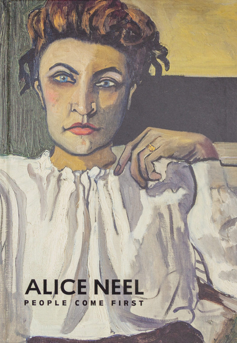 Alice Neel, People come first