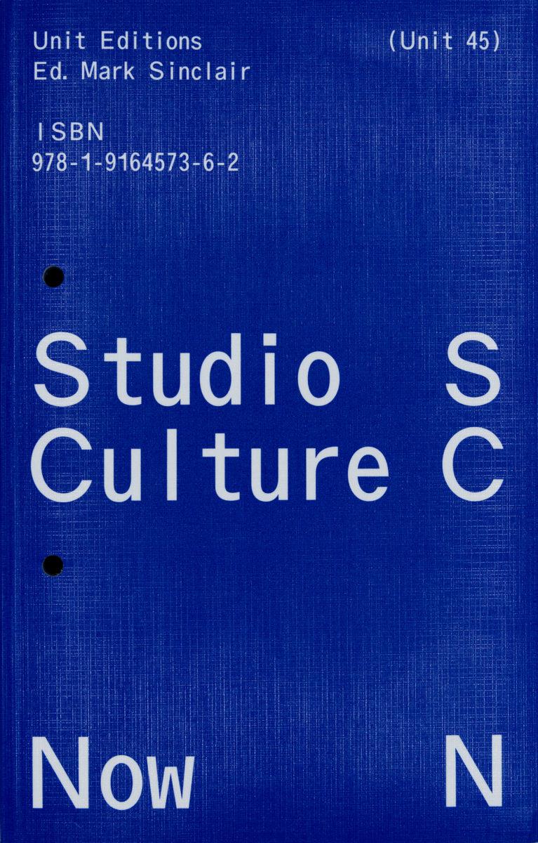 , Studio Culture Now