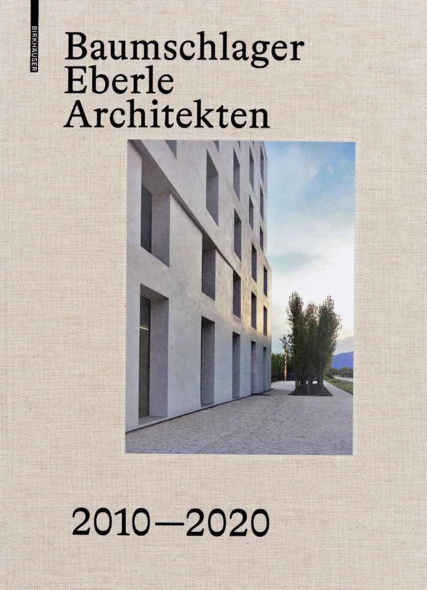 Dietmar Eberle, Eberhard Tröger, Baumschlager Eberle Architekten
