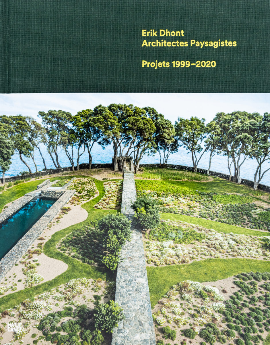, Erik Dhont Architectes Paysagistes, Projets 1999-2020