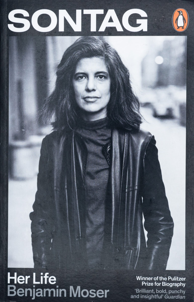 Benjamin Moser, Sontag - Her Life