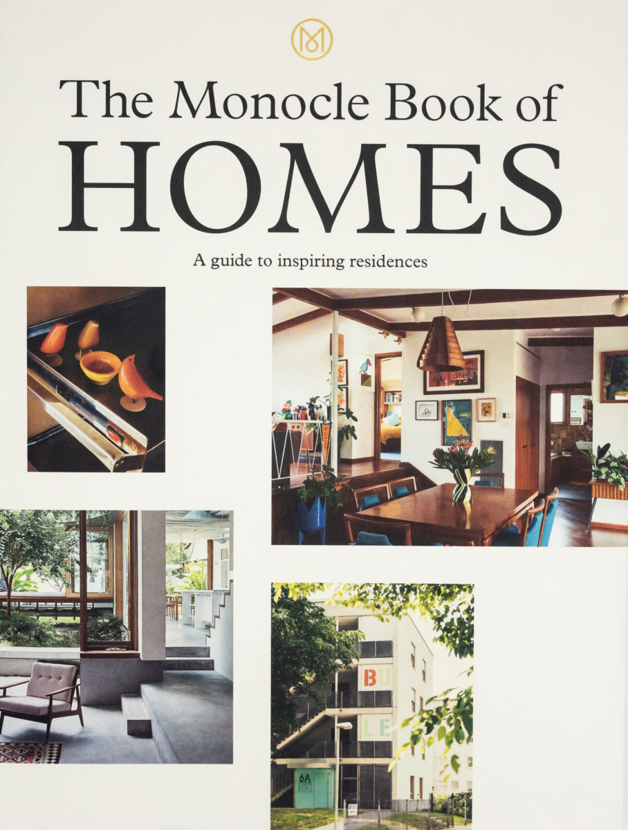 , The Monocle Book of Homes