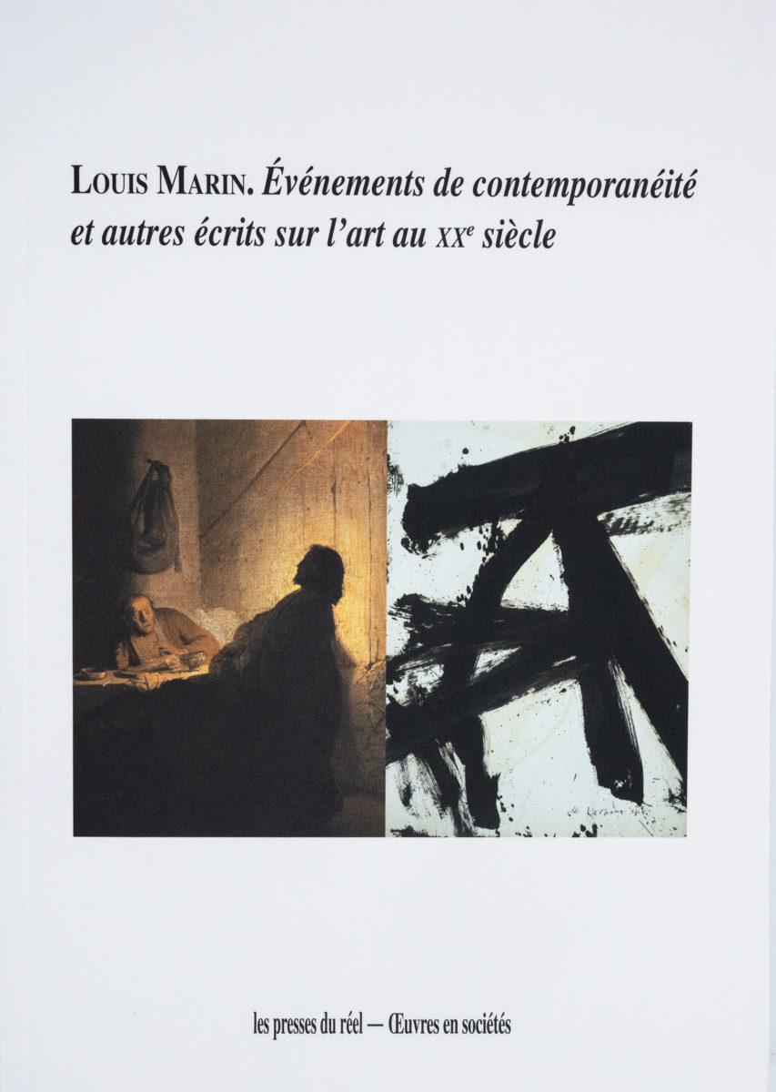 , Événements de contemporanéité et autres récits sur l'art au XXe siècle