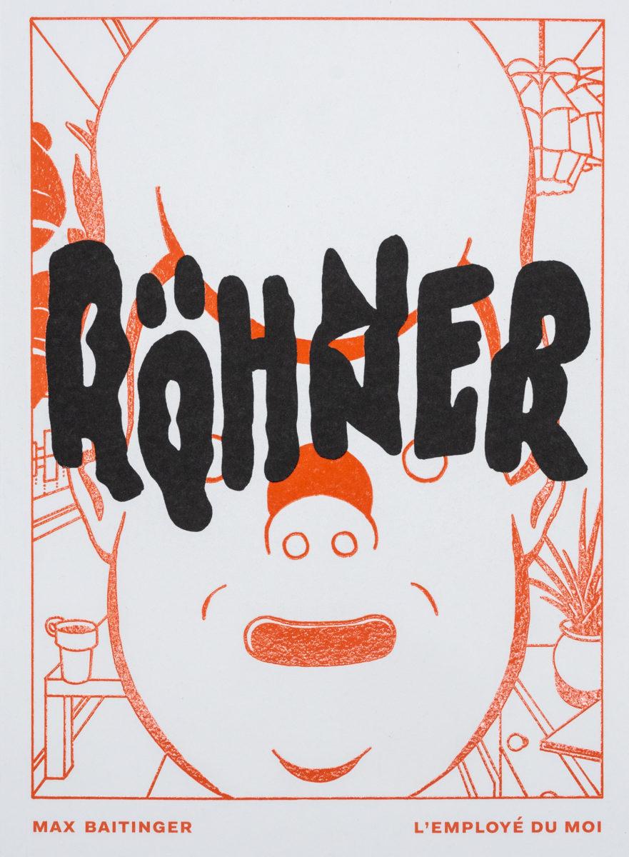 Max Baitinger, Röhner