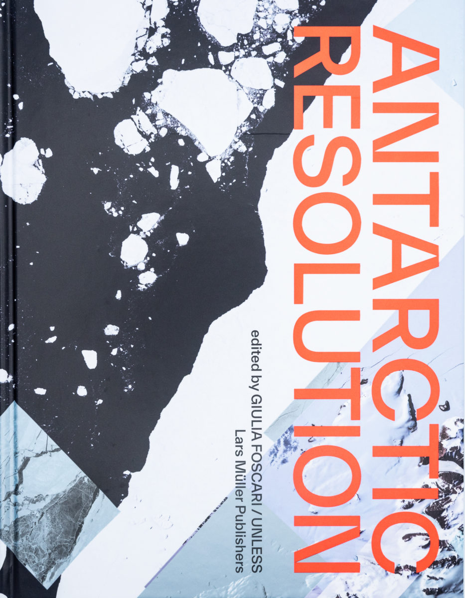Giulia Foscari, Antarctic Resolution