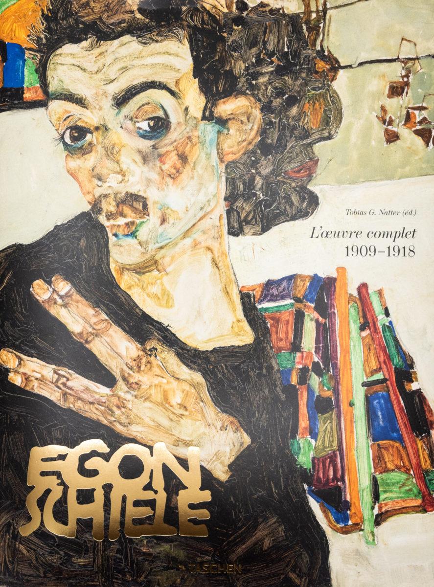 Egon Schiele, Egon Schiele - L'œuvre complet 1990-1918