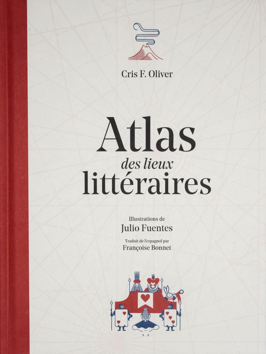 , Atlas des lieux littéraires