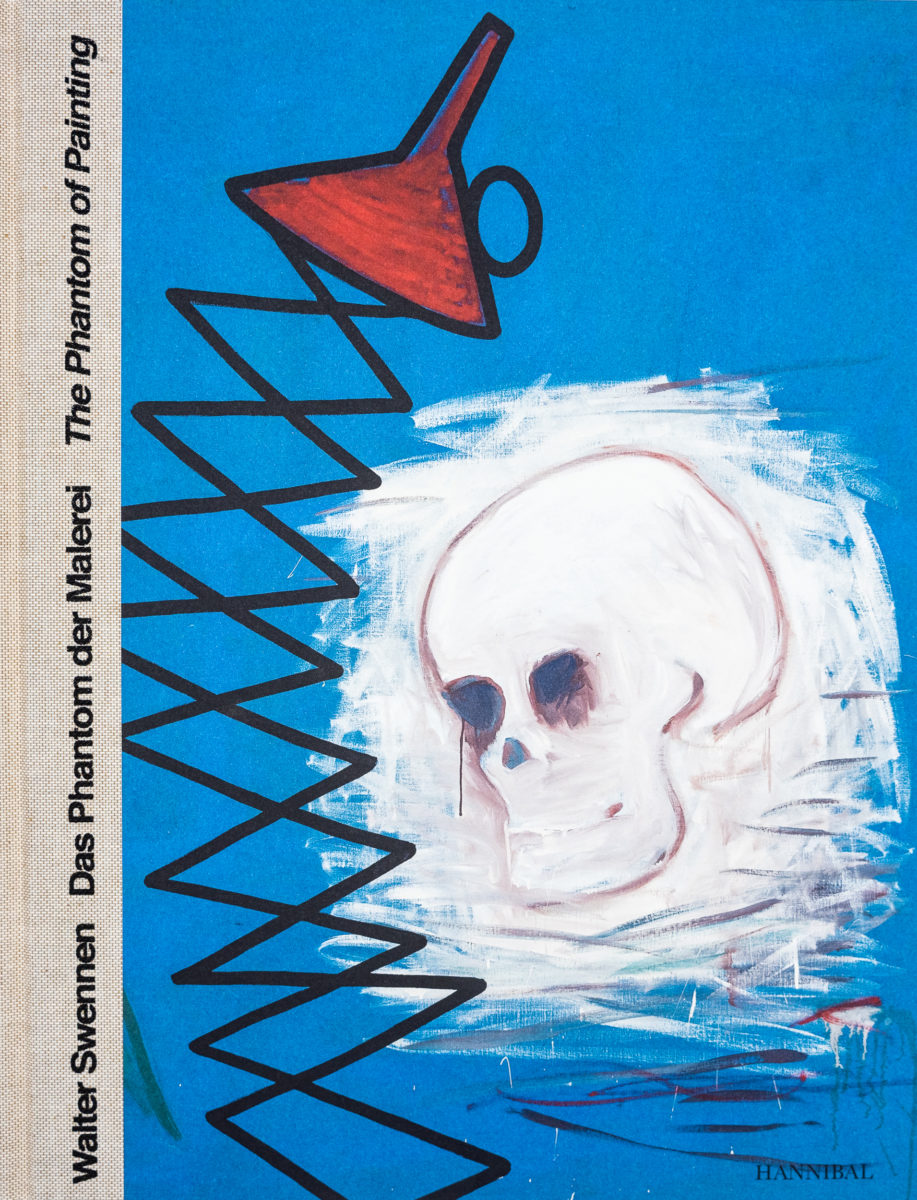 Walter Swennen, The Phantom of Painting