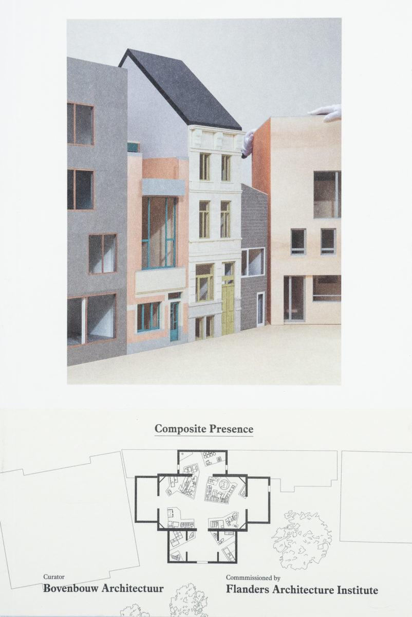 Bovenbouw Architectuur, Composite Presence (Belgian Pavilion Biennale Venezia)