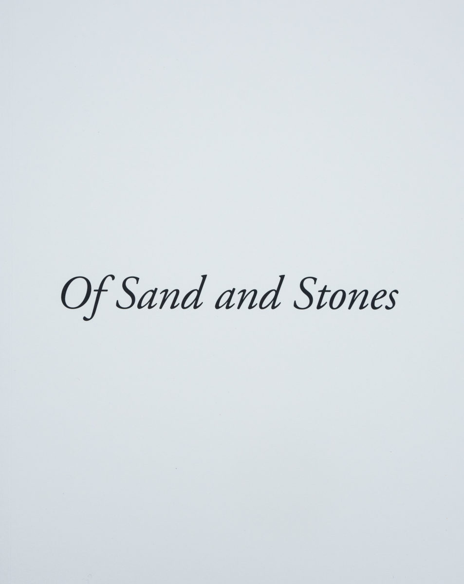 TVK et TOLILA+GILLILAND, Of sand and stone