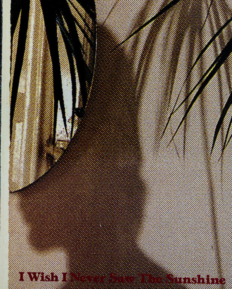 Pacifico Silano , I Wish I Never Saw the Sunshine