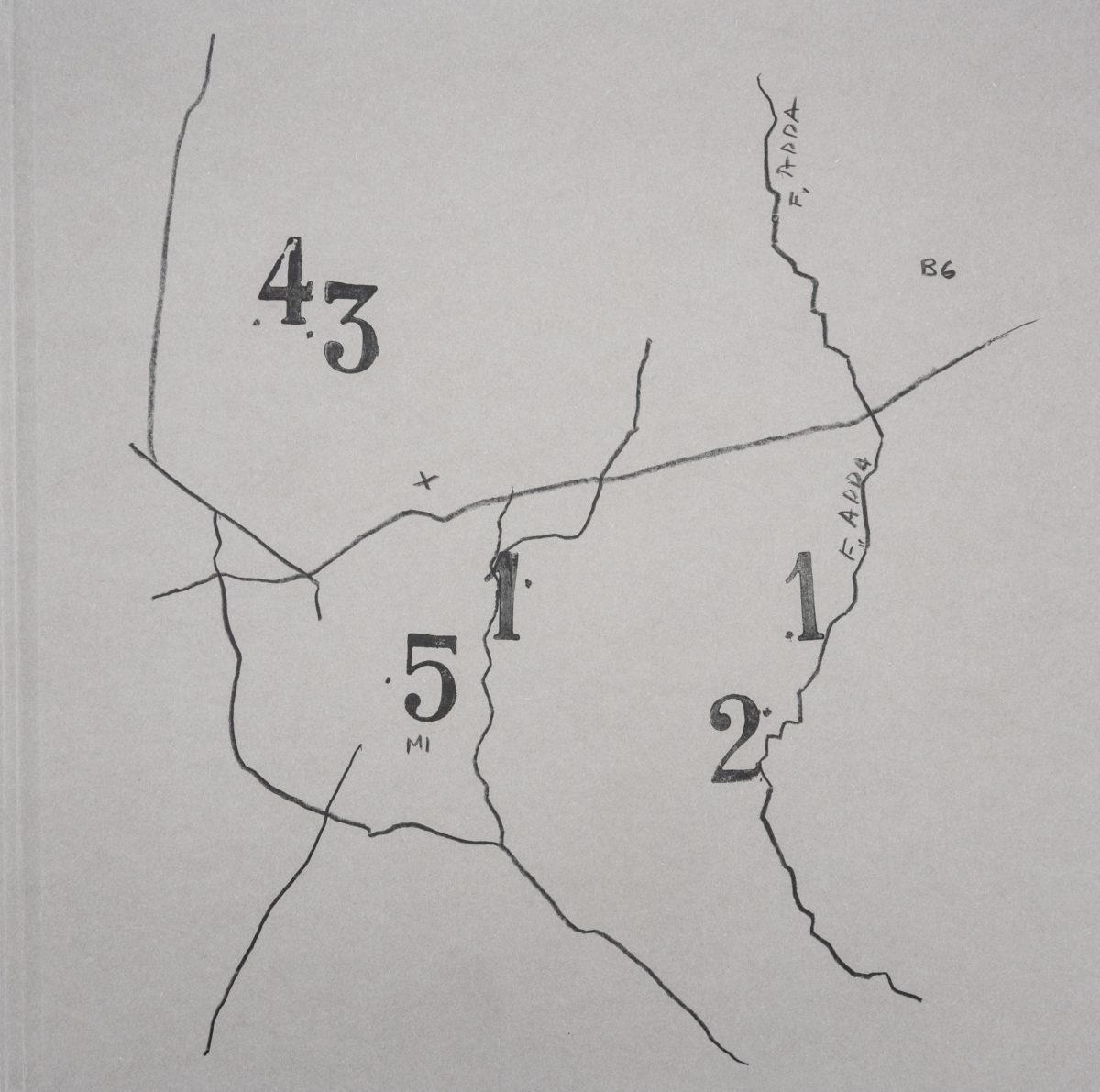 Guido Guidi, Cinque viaggi (1990-98)
