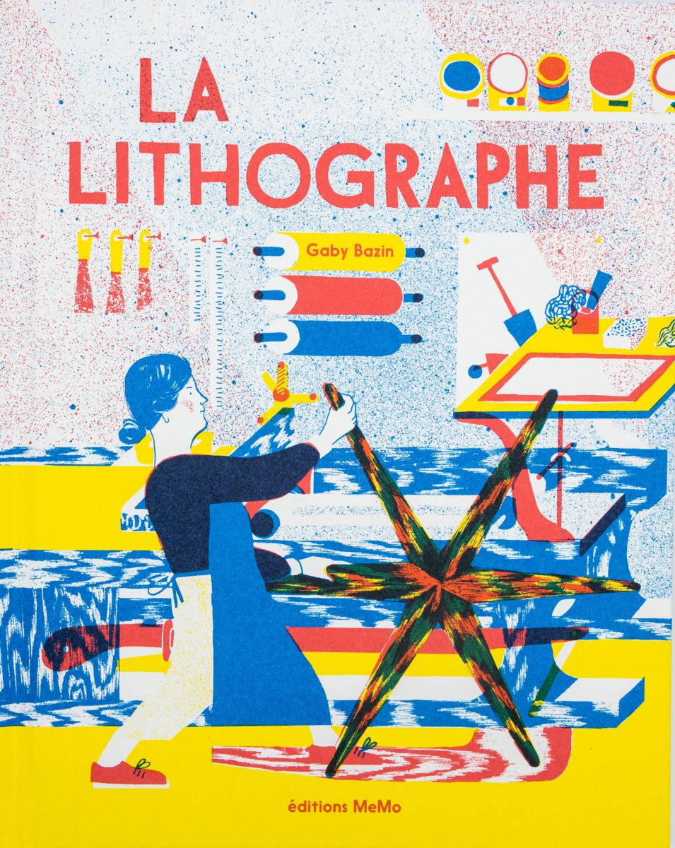 , La lithographe