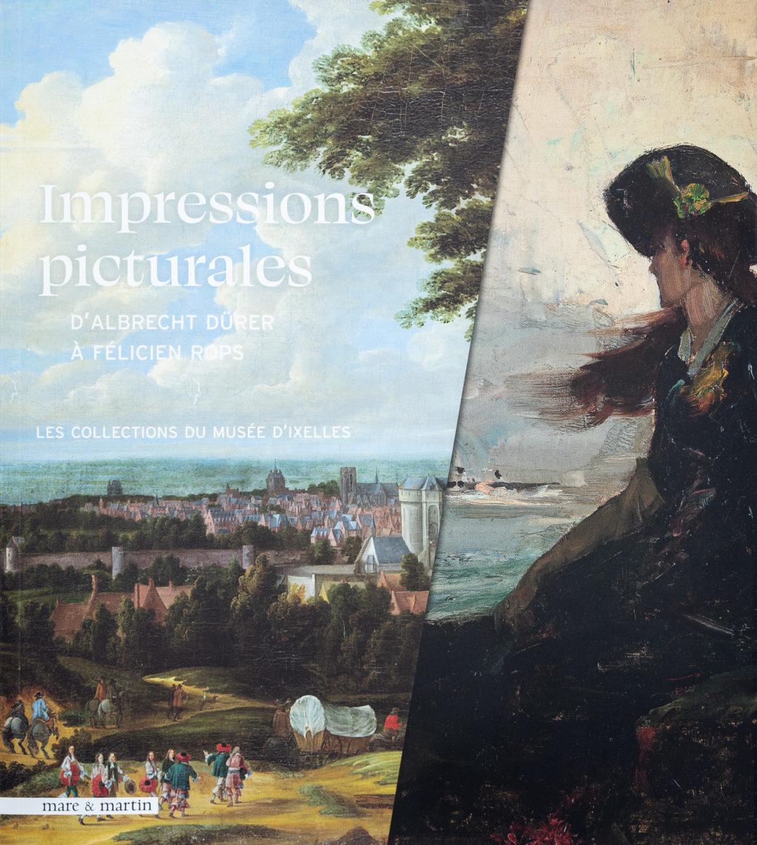 Collectif, Impressions picturales - D'Albrecht Dürer à Félicien Rops