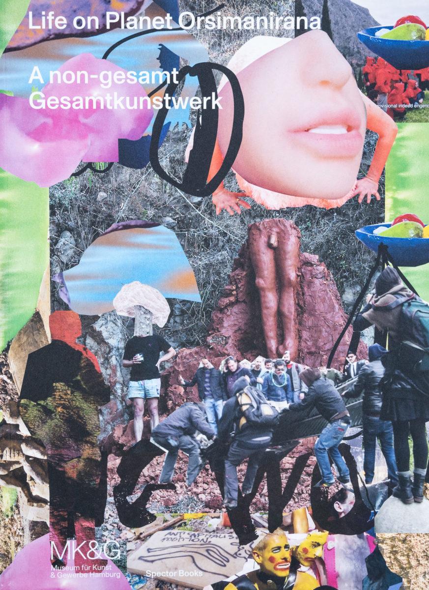 Museum für Kunst & Gewerbe Hamburg, Life on Planet Orsimanirana, a non-gesamt Gesamtkunstwerk