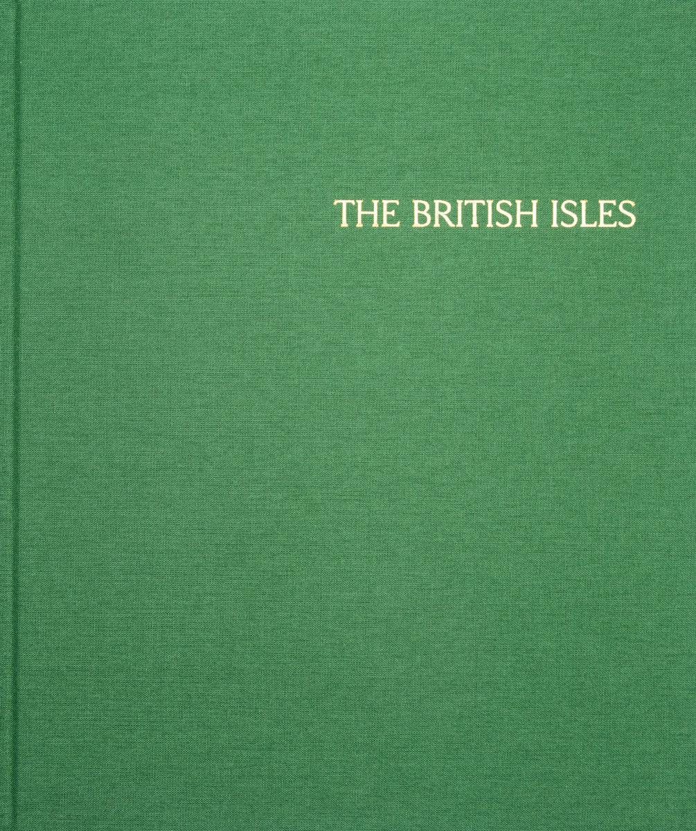Jamie Hawkesworth, The British Isles