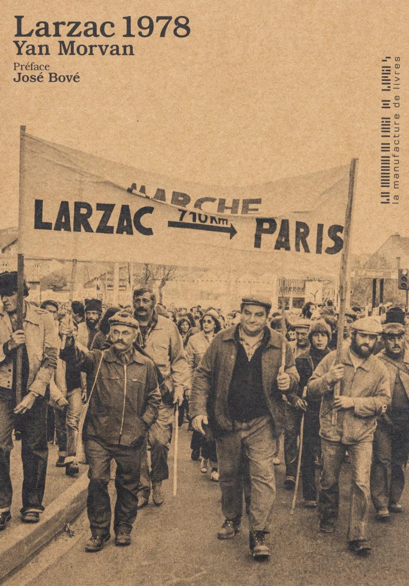 Yan Morvan, José Bové, Larzac 1978