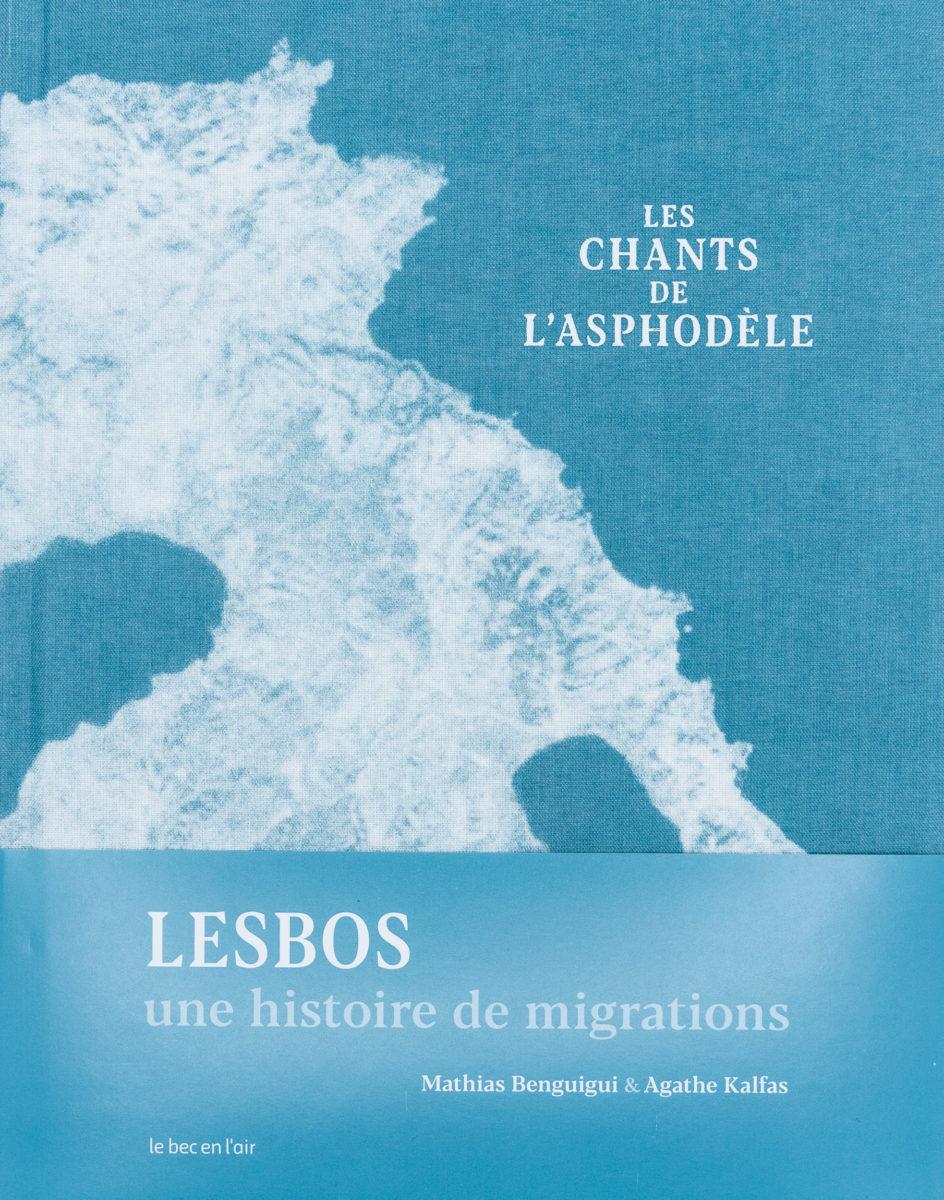 Agathe Kalfas , Mathias Benguigui, Les chants de l'asphodèle