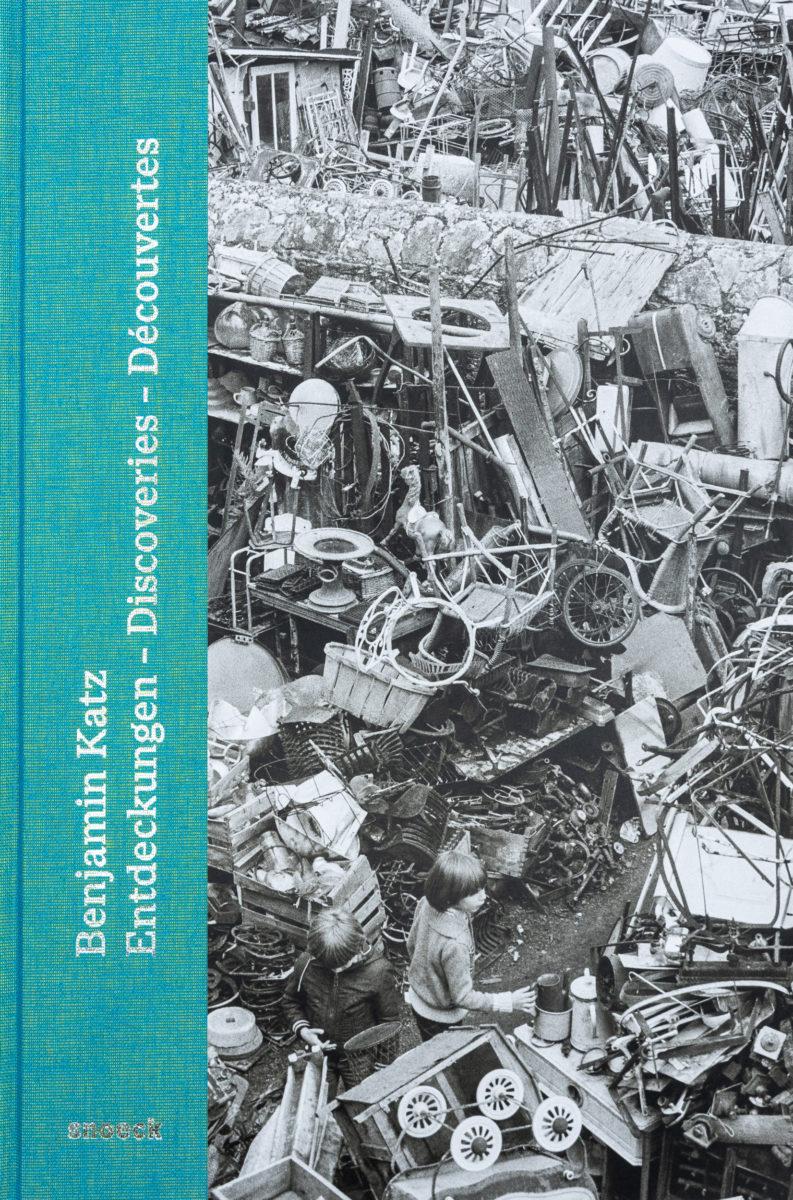 Benjamin Katz, Entdeckungen – Discoveries – Découvertes
